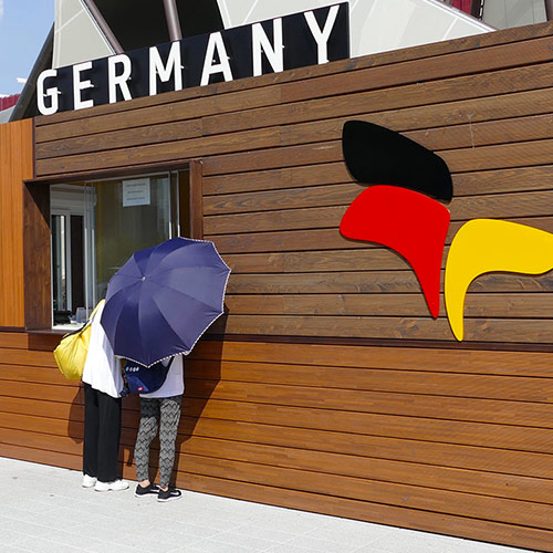 Sennheiser TourGuide 2020 per il Padiglione Tedesco – EXPO 2015